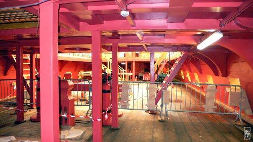 Inside the ship l int rieur du bateau sophie s maze for Inside l interieur
