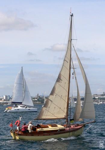 Various ships 6 bateaux divers 6 brest 2008 sophie s for Petit bateau brest siam