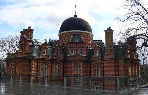 Greenwich Observatory Observatoire De Greenwich Sophie