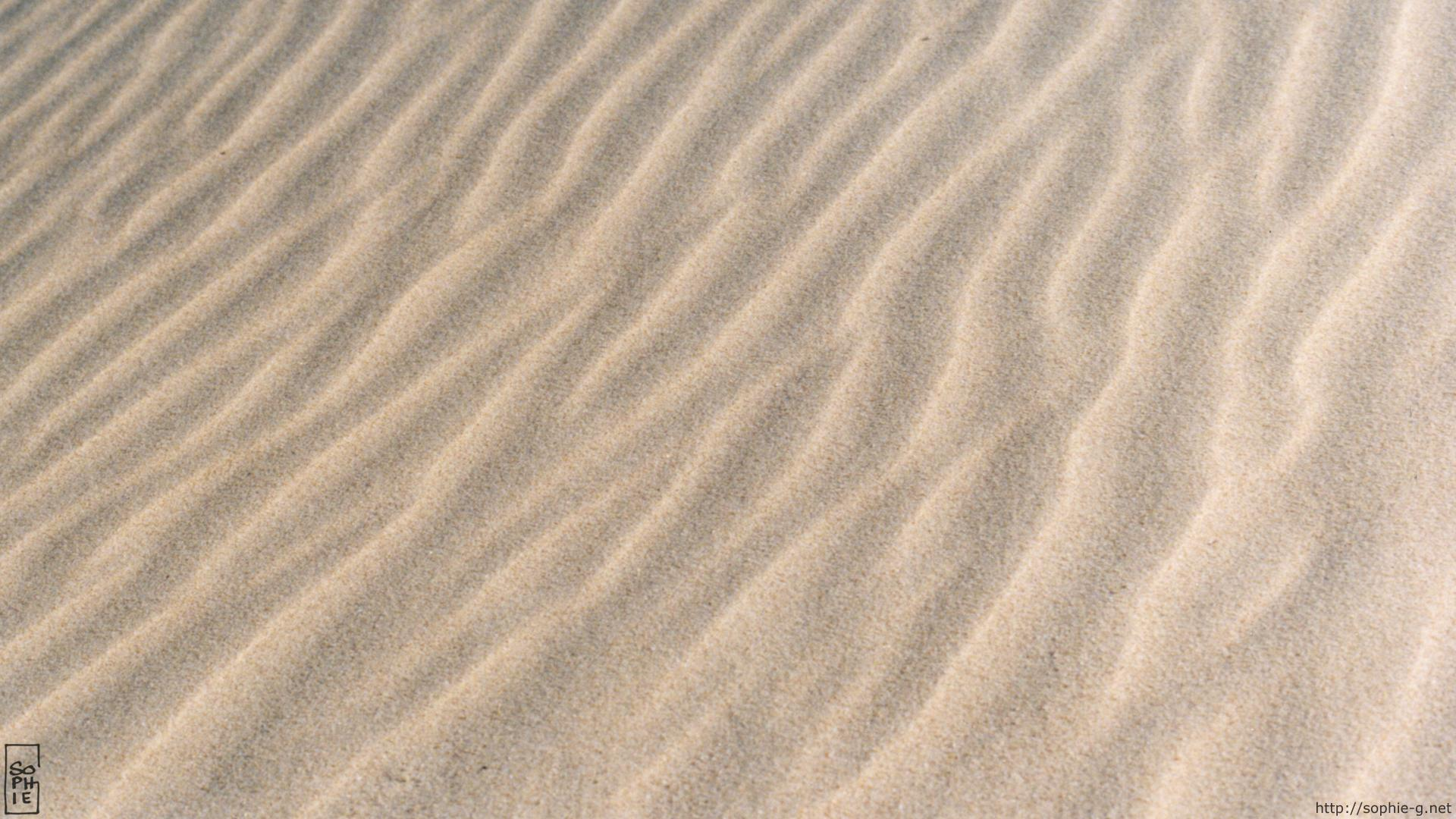 sand ripples 1920 1080 desktop wallpaper ridules de sable fond d cran 1920 1080 sophie s. Black Bedroom Furniture Sets. Home Design Ideas