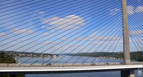 Iroise Bridge Pont De L Iroise Sophie S Maze