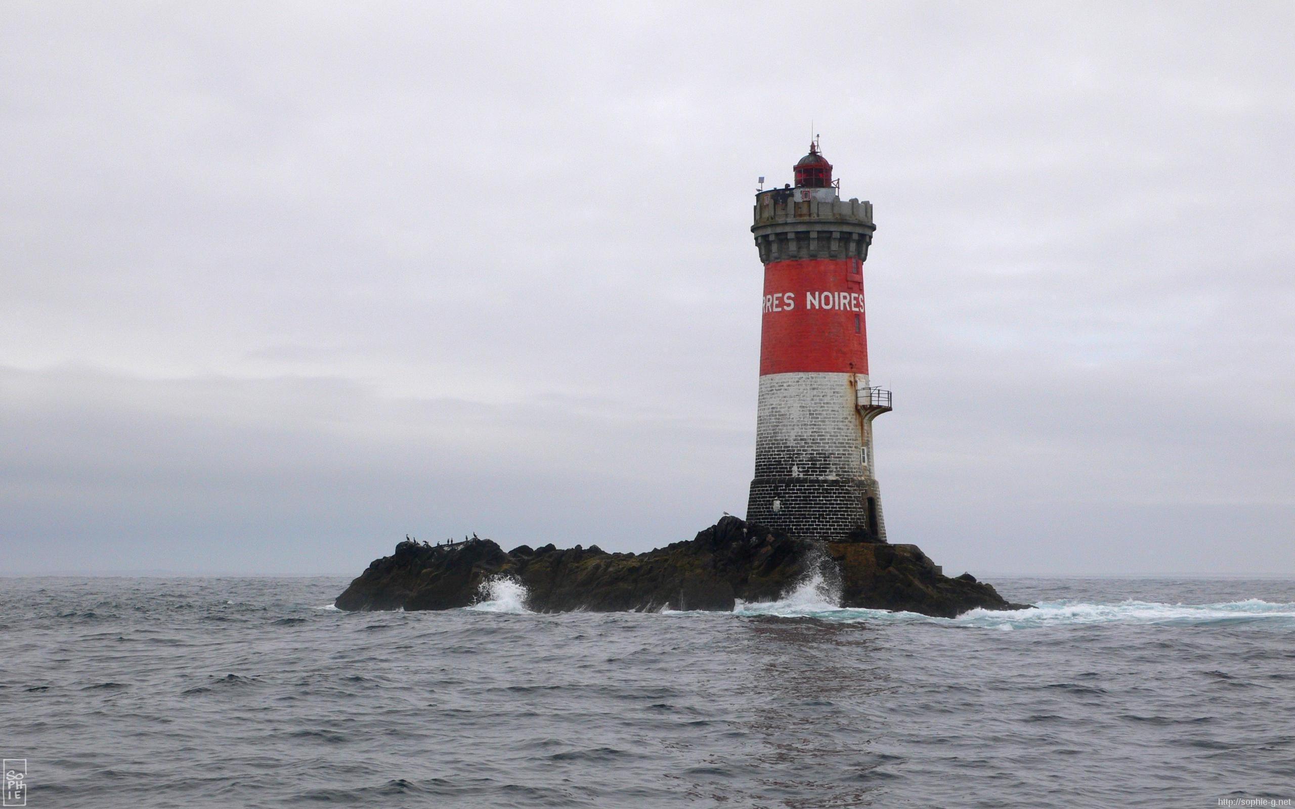 Pierres Noires lighthouse 1 – 2560×1600 desktop wallpaper ...