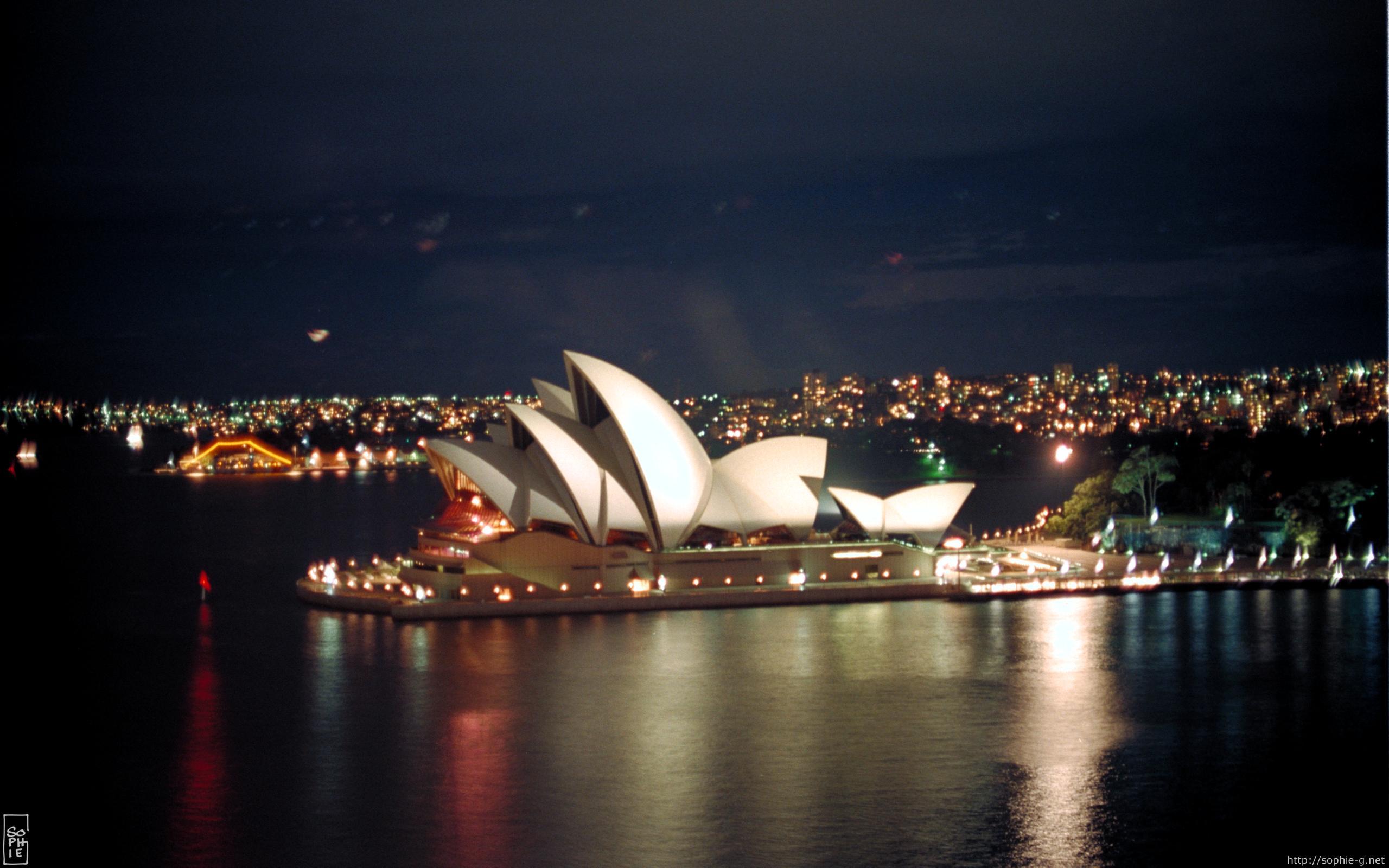 Sydney Opera House 2560 1600 Desktop Wallpaper Opera De Sydney